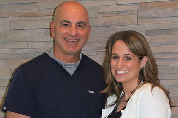 Meet Dr. Russell J. Caputo & Dr. Avielle Silver